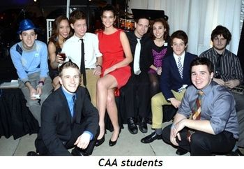 Blog 3 - CAA Students