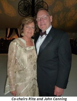Blog 4 - Rita and John Canning (co-chairs)