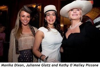 Blog 3 - Monika Dixon, Julianne Glatz and Kathy O'Malley Piccone