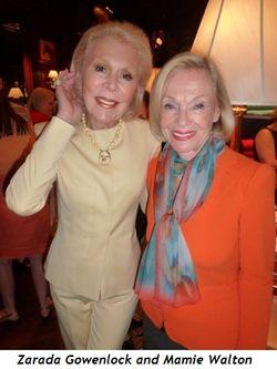 Blog 5 - Zarada Gowenlock and Mamie Walton