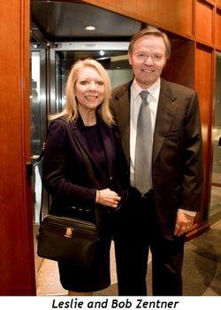 Blog 4 - Leslie and Bob Zentner