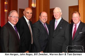 Blog 8 - Ken Norgan, John Regas, Bill Zwecker, Warren Barr and Tom Gorman