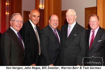 Blog 8 - Ken Norgan, John Regas, Bill Zwecker, Warren Barr and Tom Gorman