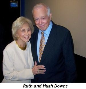 Blog 7 - Ruth and Hugh Downs
