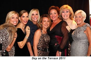 Blog 4 - Day on the Terrace 2011