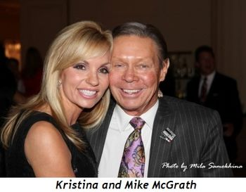 Blog 6 - Kristina and Mike McGrath