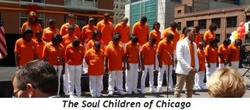 Blog 3 - The Soul Children of Chicago