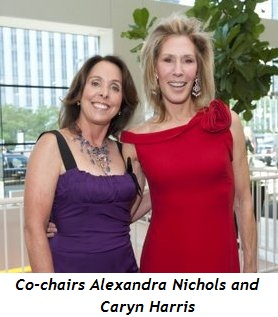 Blog 1 - Co-chairs Alexandra Nichols and Caryn Harris