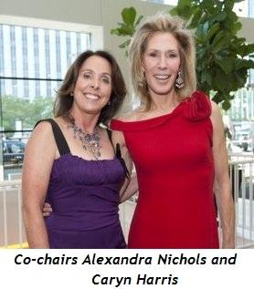 Blog 1 - Co-chairs Alexandra Nichols and Caryn Harris