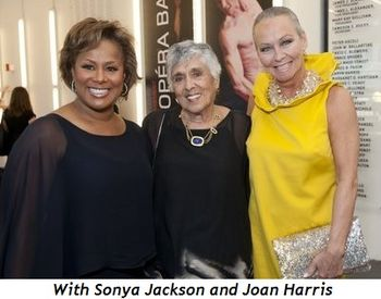 Blog 5 - With Sonya Jackson and Joan Harris