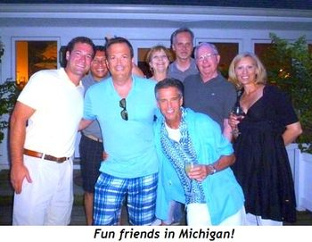 Blog 1 - Fun friends in Michigan