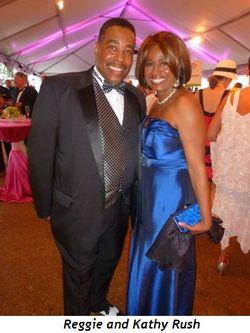 Blog 11 - Reggie and Kathy Rush