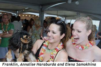 Blog 9 - Franklin, Annalise Haraburda, Elena Samokhina