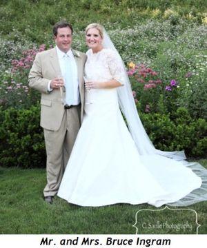 Blog 1 - Mr. and Mrs. Bruce Ingram