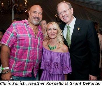 Blog 1 - Chris Zorich, Heather Korpella, Grant DePorter