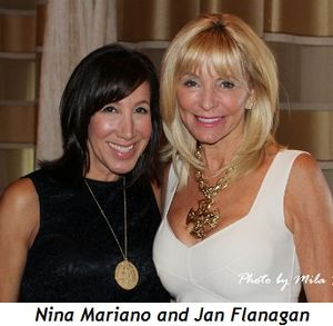 Blog 11 - Nina Mariano and Jan Flanagan
