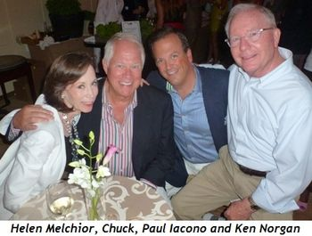 Blog 4 - Helen Melchior, Chuck, Paul Iacono, and Ken Norgan