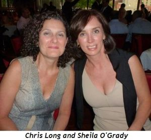 Blog 9 - Chris Long and Sheila O'Grady