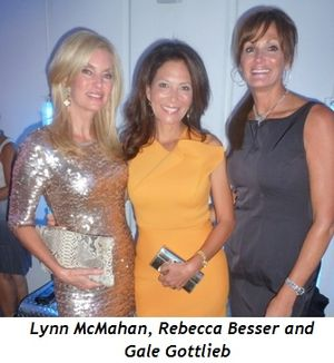 Blog 16 - Lynn McMahan, Rebecca Besser and Gale Gottlieb