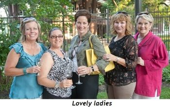Blog 5 - Lovely ladies