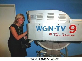 Blog 3 - WGN's Marty Wilke