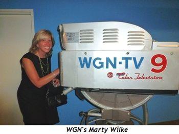 Blog 3 - WGN's Marty Wilke