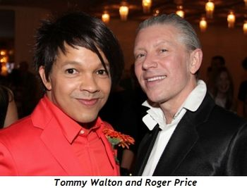 Blog 12 - Tommy Walton and Roger Price