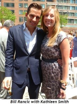 Blog 6 - Bill Rancic with Kathleen Smith