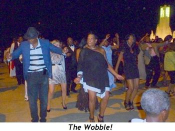 Blog 12 - The Wobble!