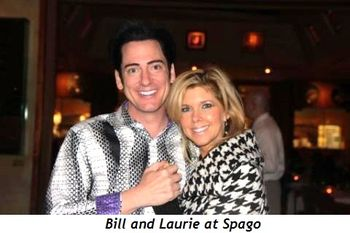 Blog 2 - Laurie and Bill at Spago