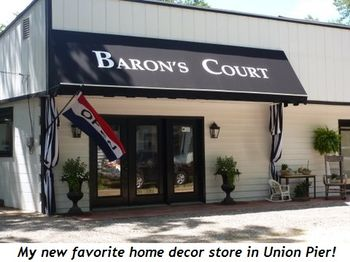 Blog 2 - My favorite new home décor store in Union Pier!