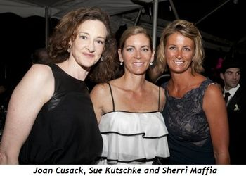 Blog 2 - Joan Cusack, Sue Kutschke, Sheri Maffia