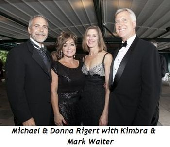 Blog 10 - Michael and Donna Rigert, Kimbra and Mark Walter