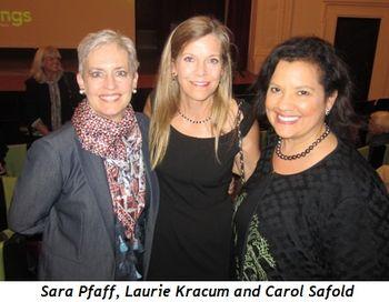 Blog 4 - Sara Pfaff, Laurie Kracum, Carol Safold