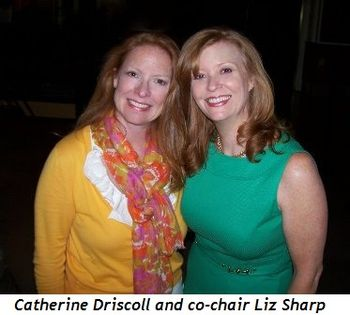 Blog 5 - Catherine Driscoll and co-chair Liz Sharp