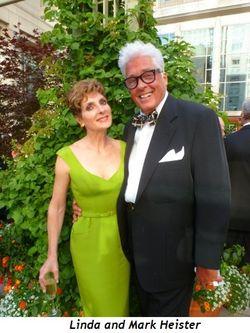 Linda Heister and Mark Heister