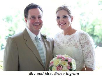 Blog 5 - Mr. and Mrs. Bruce Ingram