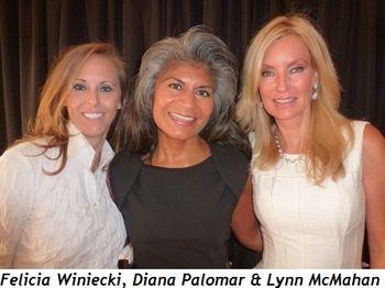 Blog 10 - Felicia Winiecki, Diana Palomar, Lynn McMahan
