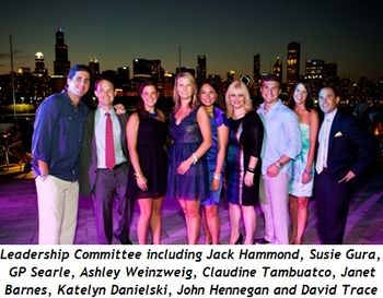 Blog 3 - Leadership Committee Jack Hammond, Susie Gura, GP Searle, Ashley Weinzweig, Claudine Tambuatco, Janet Barnes, Katelyn Danielski, John Hennegan, David Trace
