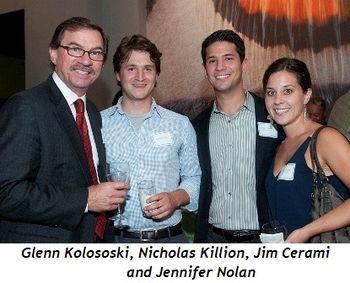 Blog 2 - Glenn Kolososki, Nicholas Killion, Jim Cerami, Jennifer Nolan