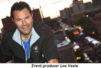 Blog 5 - Event producer Lou Vasta