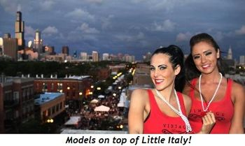 Blog 9 - Models on top of Little Italy!