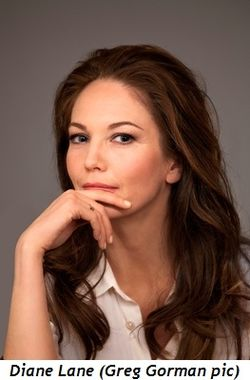 Blog 1 - Diane Lane (Pic by Greg Gorman)