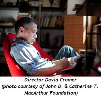 Blog 2 - Director David Cromer (photo courtesy of John D. & Catherine T. MacArthur Foundation)