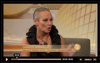Candace Jordan on Windy City LIVE!