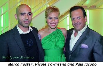 Blog 6 - Marco Foster, Nicole Townsend, Paul Iacono