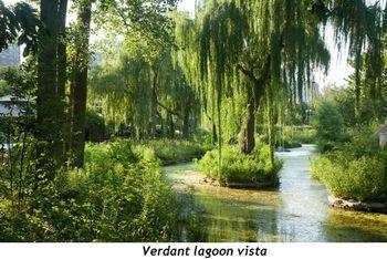 Blog 1 - Verdant lagoon vista