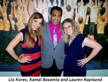 Blog 10 - Liz Kores, Kamal Bosamia, Lauren Rapisand