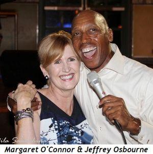 Blog 4 - Margaret O'Connor and Jeffrey Osbourne