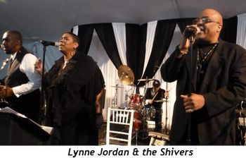 Lynne Jordan & the Shivers